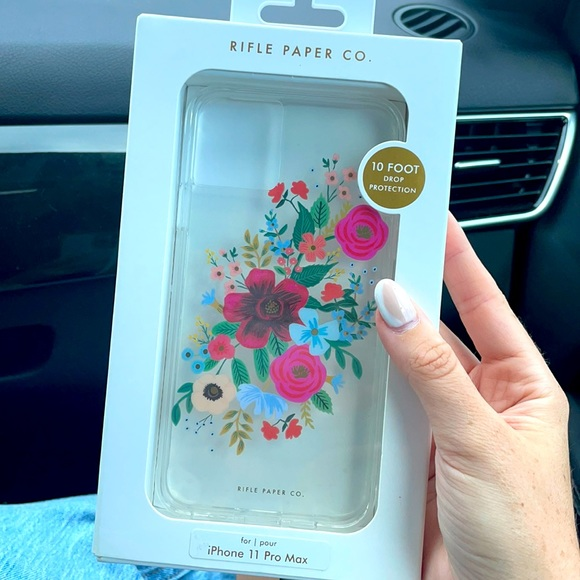 Rifle Paper Co iPhone 11 Pro Max Phone Case